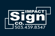 Impact Sign Co. Logo
