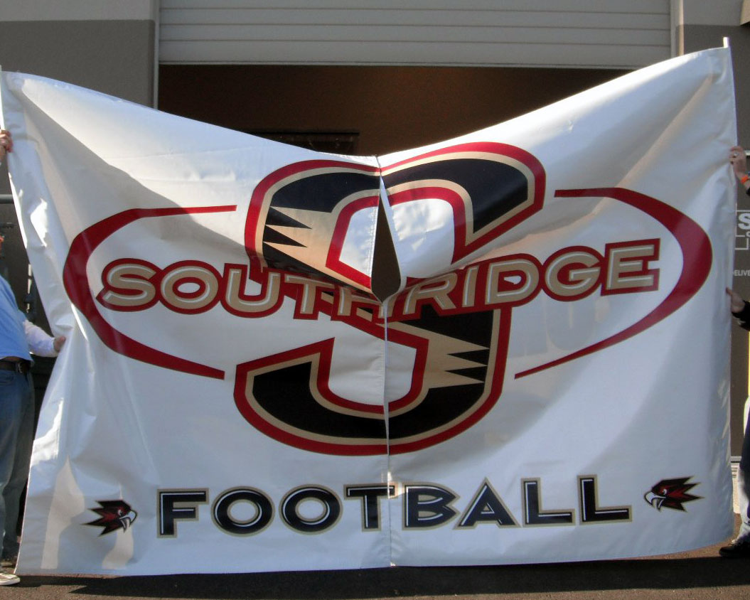 Southridge Football Banner