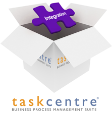 taskcentre integration box
