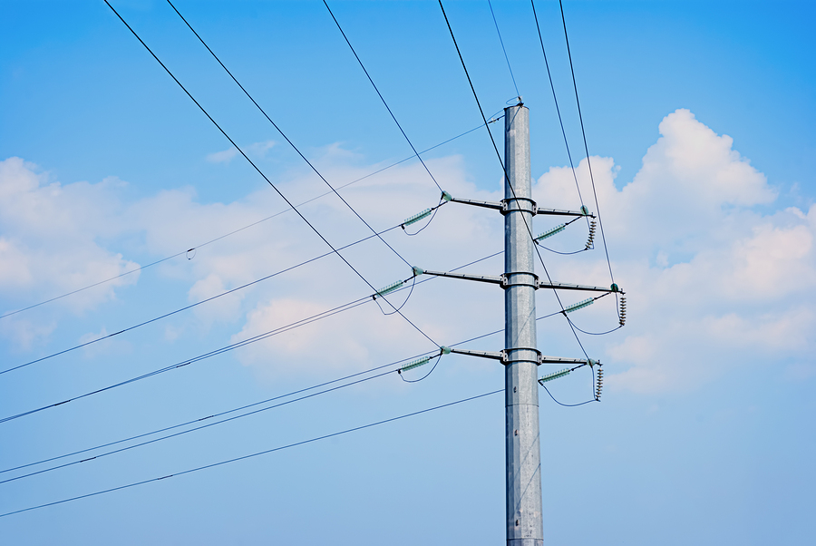 working safely near overhead power lines