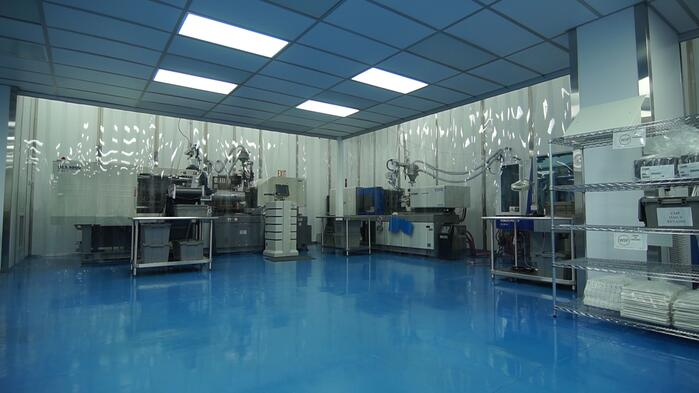 Cleanroom Injection Molding