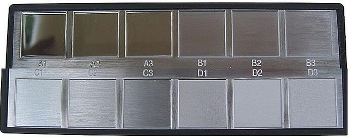 injection mold surface finishes