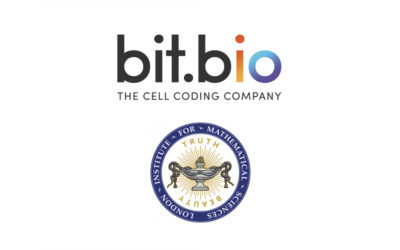 bit.bio joins forces with maths institute to find the 'operating system of life'