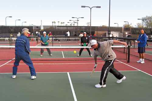 Pickleball in Rhode Island