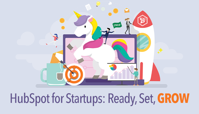 HubSpot for Startups: Ready, Set, GROW