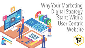 Why Your Marketing Digital Strategy Starts With a User-Centric Website