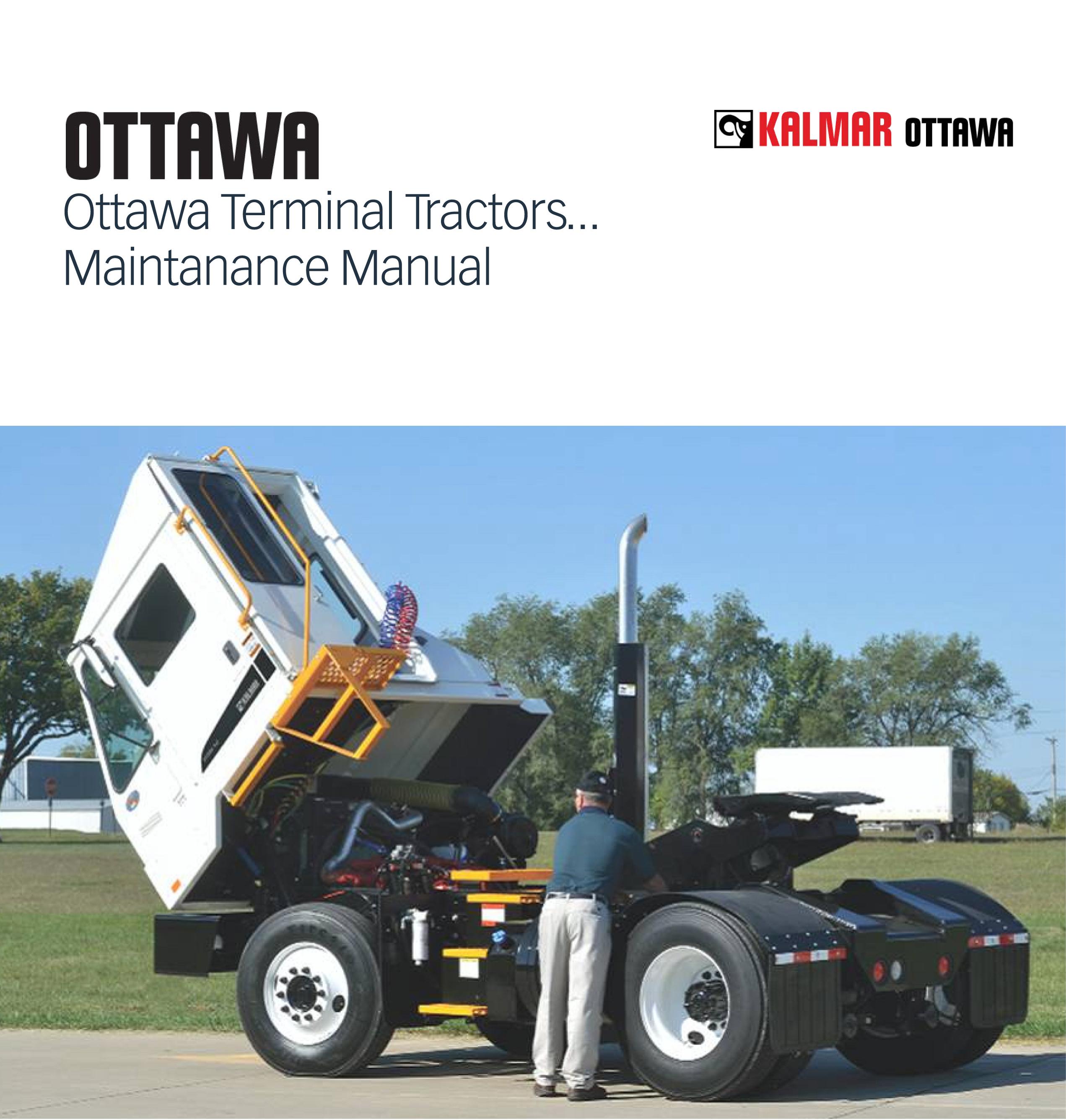 ... Array - download the kalmar ottawa terminal tractor maintenance manual  rh louisvilleswitching ...