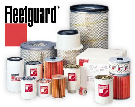 fleetguard filters cummins oil fuel hydraulic and air filters
