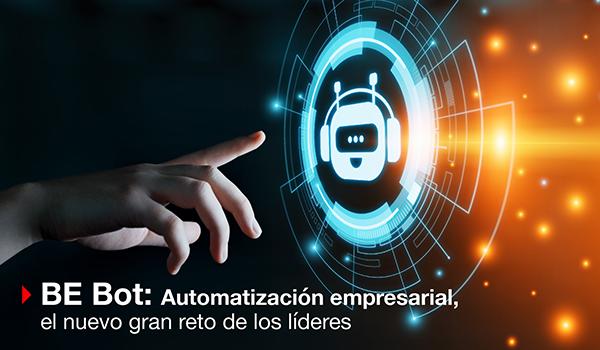 Automatización Empresarial: El nuevo gran reto de los líderes