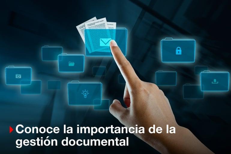 ¿Te has preguntado cuál es el flujo que siguen los documentos dentro de tu empresa?