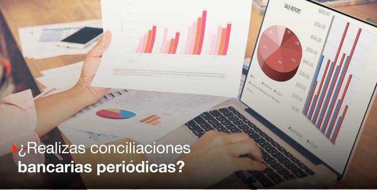¿En qué consiste una conciliación bancaria?