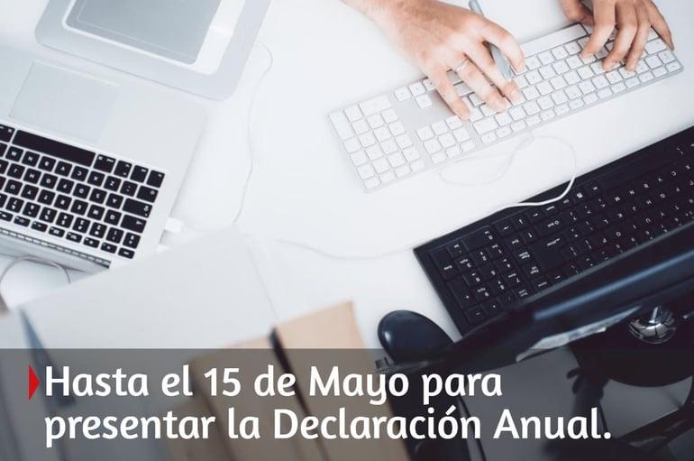 Amplía SAT al 15 de Mayo el plazo para presentar la Declaración anual de las personas físicas.