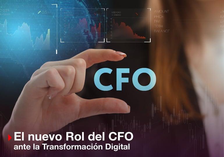 La evolución del CFO