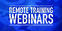 Join Us a Week From Today for a Live Remote Training Webinar: Lessons Learned from the Space Shuttle Challenger Disaster