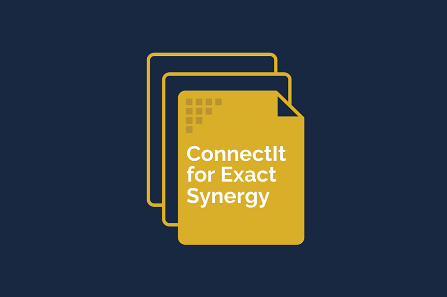 Acumatica and ConnectIT for Exact Synergy: A dynamic duo for modern cloud ERP
