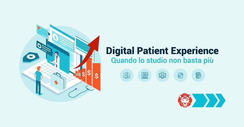 La DIgital Patient Experience con AlfaDocs