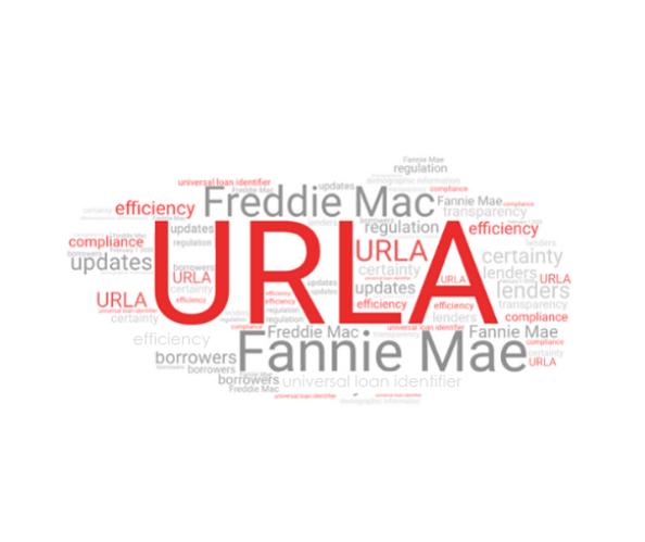 URLA word map