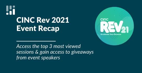 CINC Rev 2021 Event Recap Header
