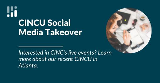 CINCU Social Media Takeover Header Image