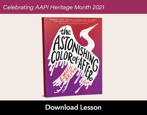 AAPI Mini Lesson: The Astonishing Color of After