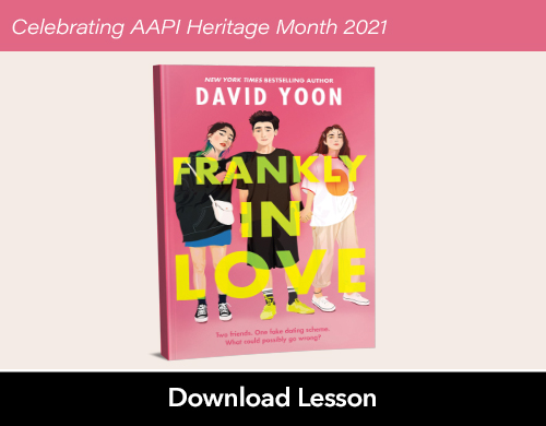 AAPI Mini Lesson: Frankly in Love