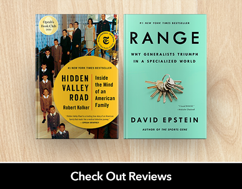 AP® Psych Summer Book Reviews: Round 2