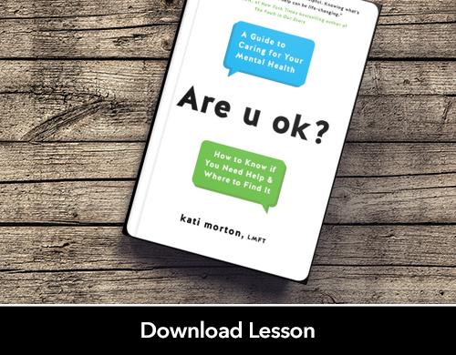 Mental Health Awareness: Are u ok?