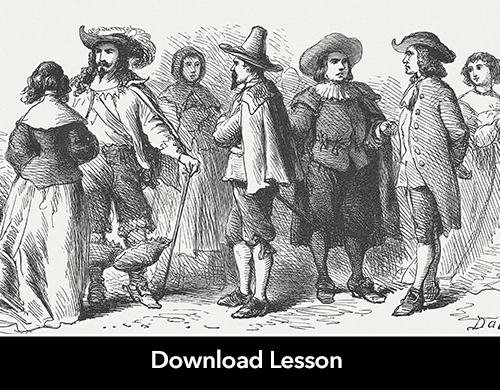 APUSH: Comparisons in Colonial America