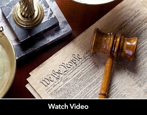 The Most Foundational Document: The U.S. Constitution