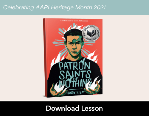 AAPI Mini Lesson: Patron Saints of Nothing