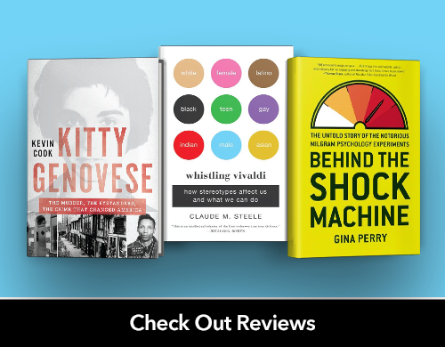 AP® Psych Summer Book Reviews: Round 1