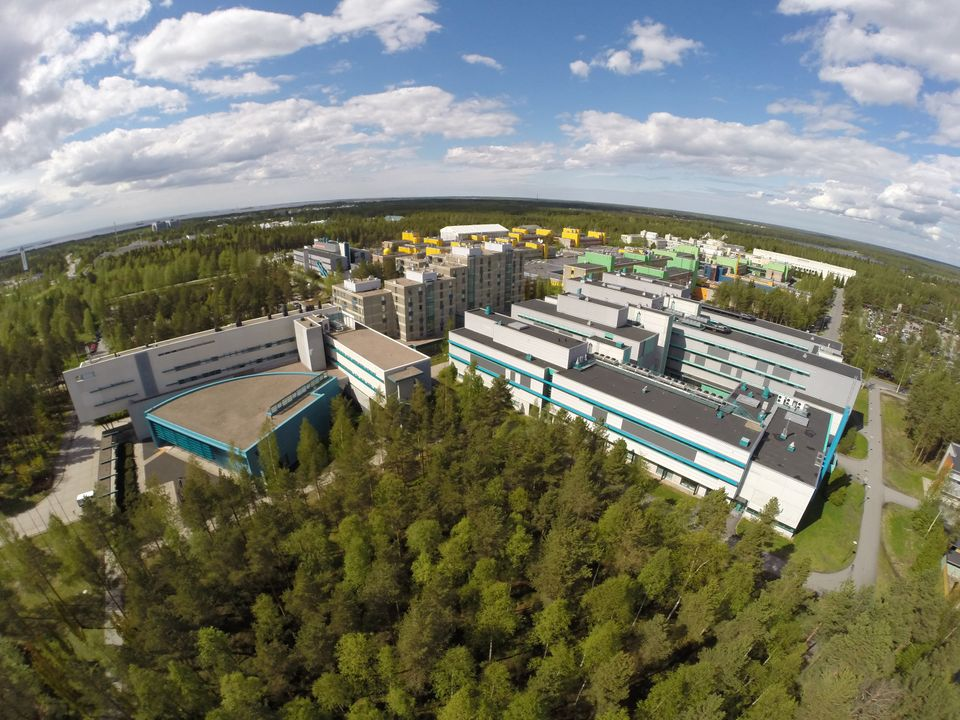 Case University of Oulu, the Centre of Advanced Steels Research
