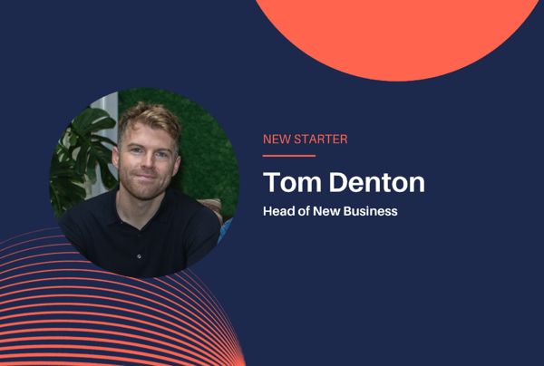 Digital Visitor welcomes Tom Denton as Head of New Business