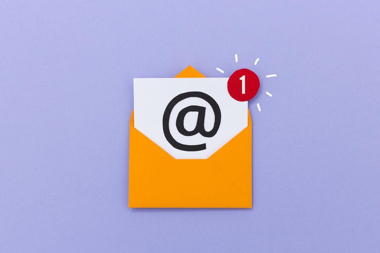 Don't get lost in your email