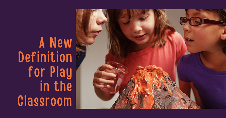 A New Definition for Play in the Classroom jam