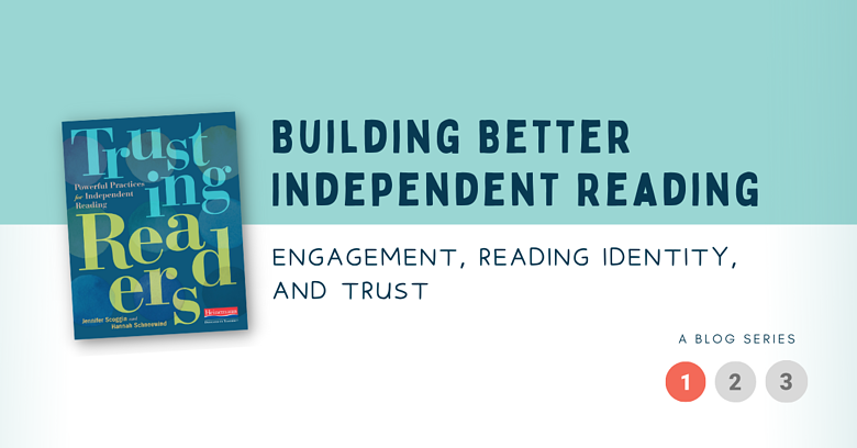 Building Better Independent Reading Series 1