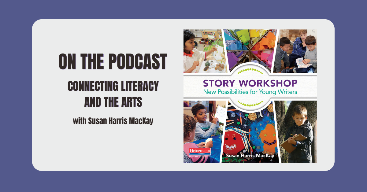 Connecting LIteracy and the Arts
