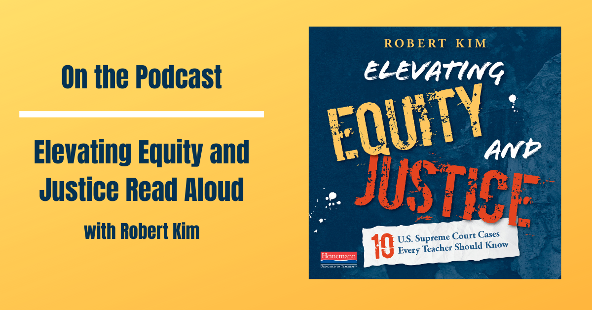 Elevating Equity and Justice Read Aloud