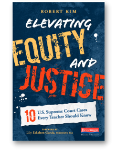 Elevating Equity and Justice Small Cover with Drop Shadow