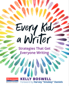 Every Kid A Writer Small Book Cover