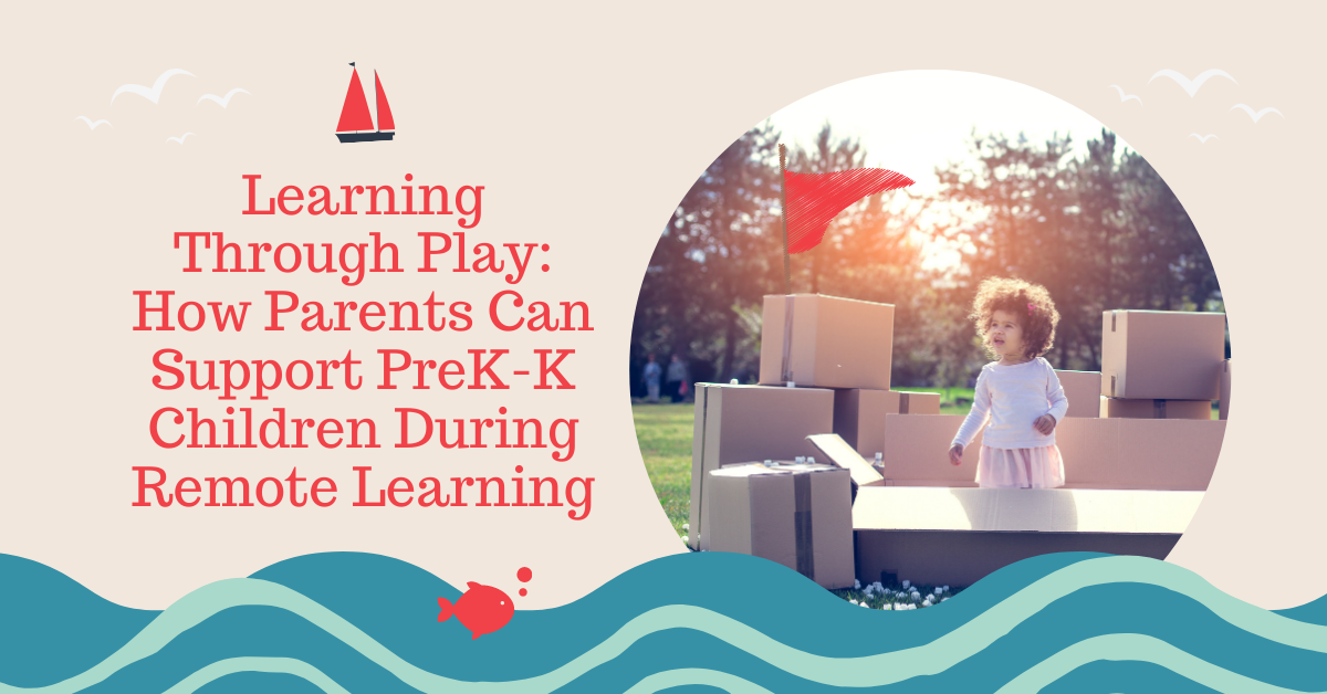 How Parents can Support PreK-K Remote Learning