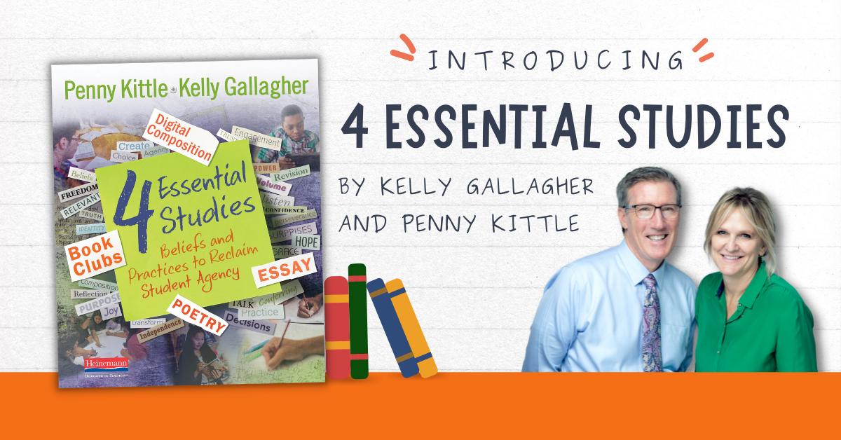 Introducing Four Essential Studies Blog Header