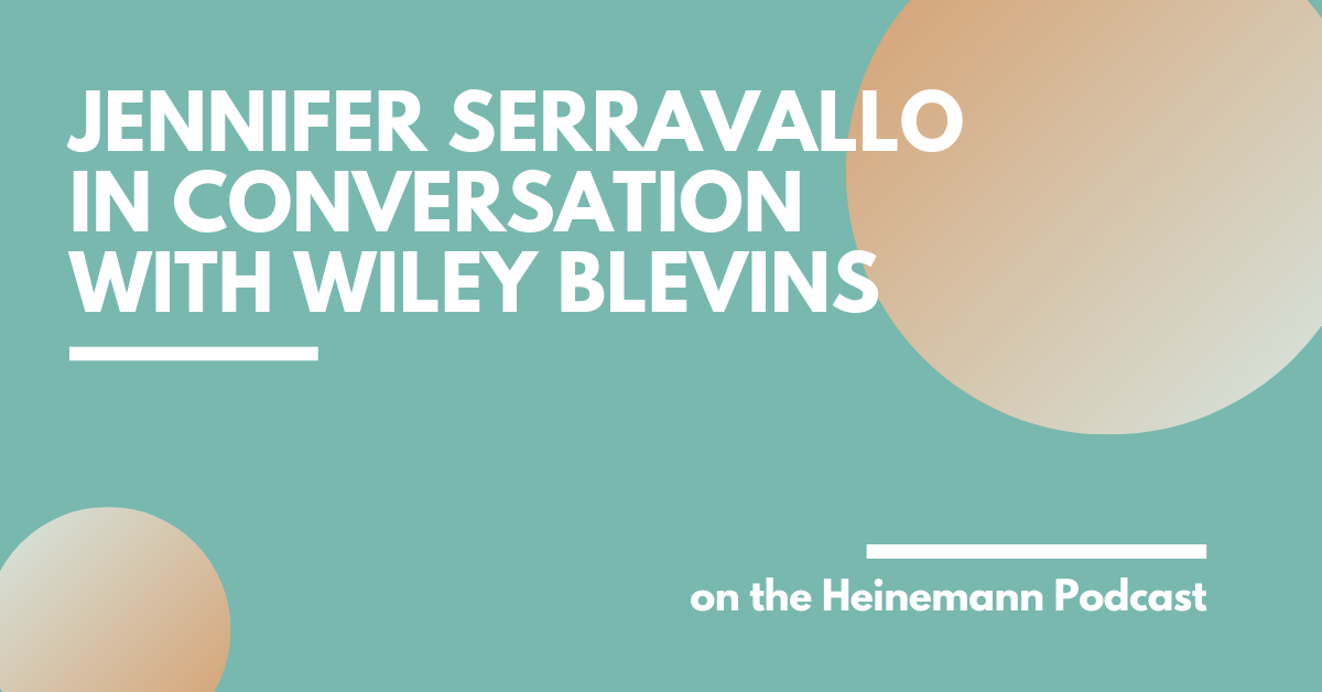 Jennifer Serravallo in Conversation with Wiley Blevins