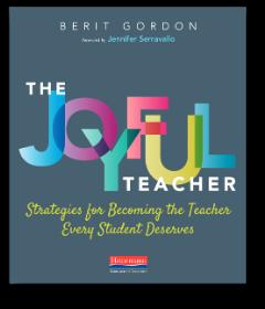 Joyful Teacher Small Cover with Drop Shadow jamxx