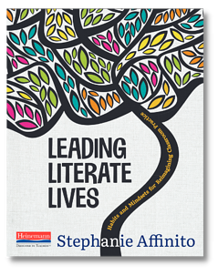 Leading Literate Lives Book Cover Medium Drop Shadow