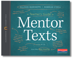 Mentor Text Cover Heinemann Drop Shadow
