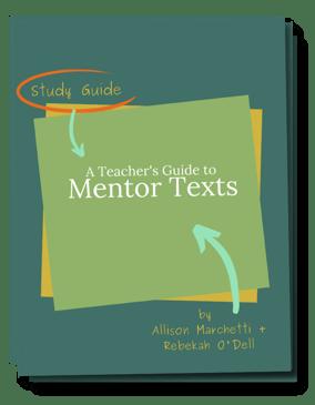 Heinemann Mentor Text Book Grades 6-12 Study Guide