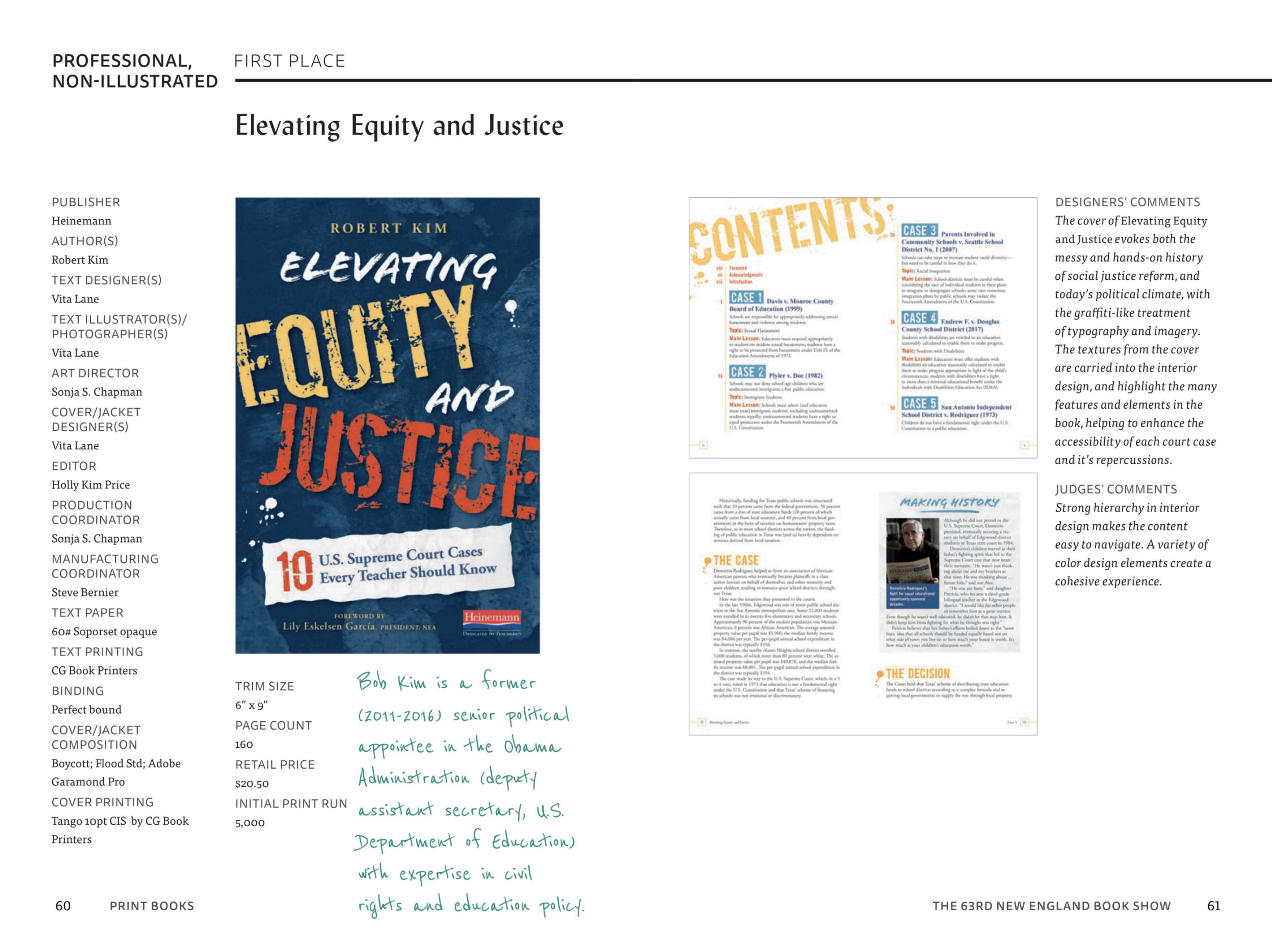 NEBS Elevating Equity