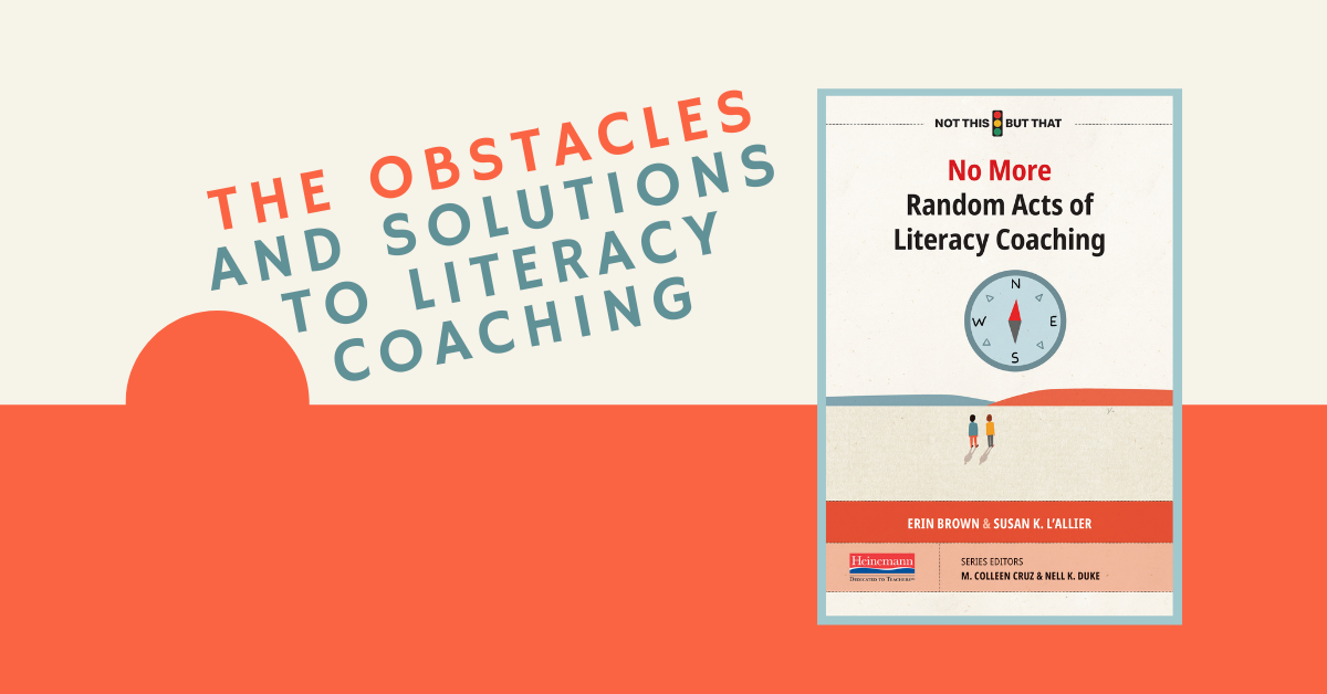 No More Random Acts of Literacy Coaching ORANGE