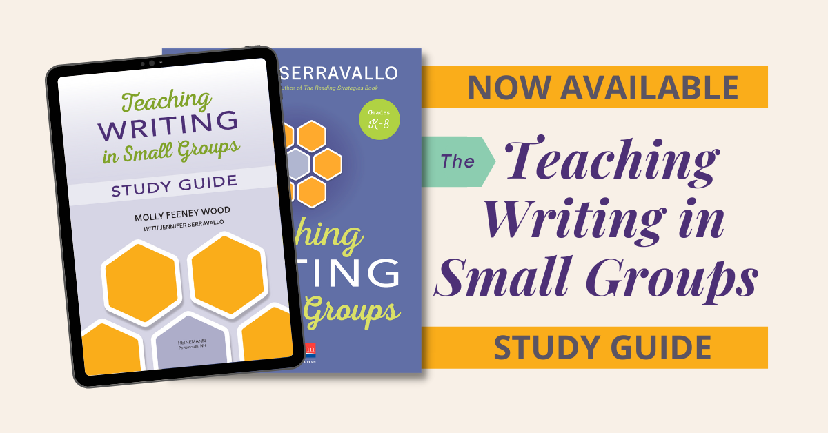 Now Available_ The Teaching Writing in Small Groups Study Guide